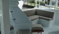 Yacht CAPTIVATOR - Flybridge