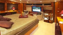 Yacht CASSIOPEIA -  Master Cabin 2