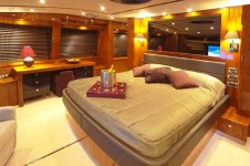 Yacht CASSIOPEIA -  Master Cabin