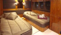 Yacht CASSIOPEIA -  Twin Cabin