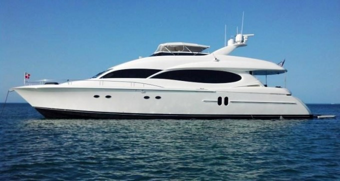 Yacht SWEETWATER (ex Cristobal, La Dolce Vita)