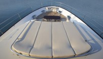 Yacht CYRUS ONE -  Foredeck sunpads