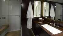 Yacht CYRUS ONE -  Master Ensuite