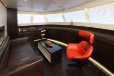 Yacht CYRUS ONE -  Office