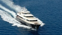 Yacht CYRUS ONE -  On Charter