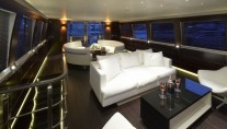 Yacht CYRUS ONE -  Salon Seating