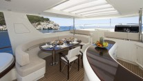 Yacht CYRUS ONE -  Sundeck Bar