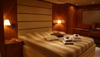 Yacht DILIAS -  Master Cabin