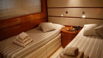 Yacht DILIAS -  Twin Cabin