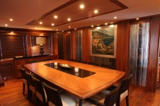 Yacht Devocean -  Formal Dining