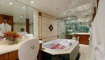 Yacht EASY RIDER - Master Ensuite