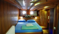 Yacht ENDERIM A -  Guest Cabin 3