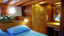 Yacht ENDERIM A -  Guest Cabin
