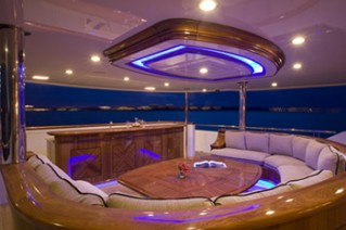 Yacht EXCELLENCE -  Aft Deck