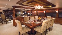 Yacht EXCELLENCE -  Dining
