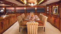 Yacht EXCELLENCE -  Formal Dining
