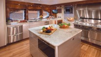 Yacht EXCELLENCE -  Galley