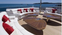 Yacht Eminence by Abeking and Rasmussen - Sun-deck