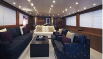Yacht FORTRUS -  Main Salon