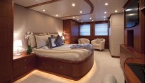 Yacht FORTRUS -  Master Cabin On deck