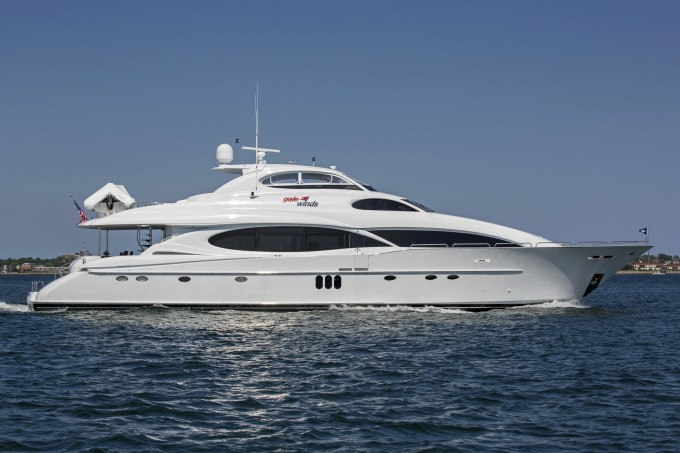 Motor Yacht GALE WINDS