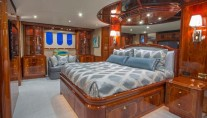 Yacht GALE WINDS - Master cabin