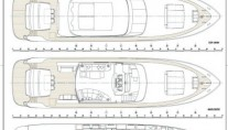 Yacht GEORGE P -  Layout