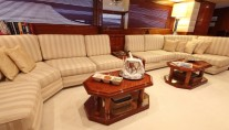 Yacht GEORGIA ROSE -  Main Salon View 2