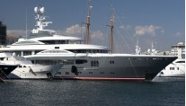 Yacht GLOBAL (ex KISMET) - Image by YachtMati
