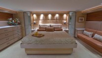 Yacht GOLDEN TOUCH - Master Cabin