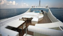 Yacht GRACE KELLY -  Sundeck