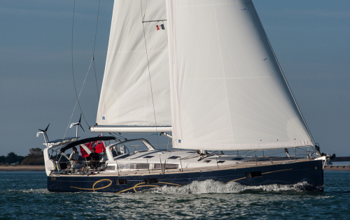 Sailing yacht GYPSEA SWING