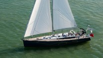 Yacht GYPSEA SWING -  Sailing