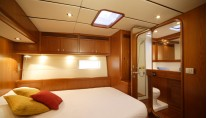 Yacht ILLUSION OF THE ISLES -  Guest Cabin