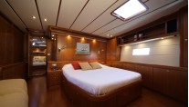 Yacht ILLUSION OF THE ISLES -  Master Cabin