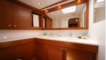 Yacht ILLUSION OF THE ISLES -  Master Ensuite