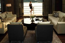 Yacht IMPERIAL PRINCESS -  Main Salon Balcony