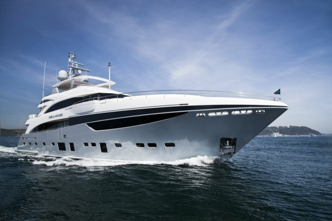 Motor Yacht Imperial Princess