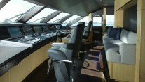 Yacht IMPERIAL PRINCESS -  Wheelhouse