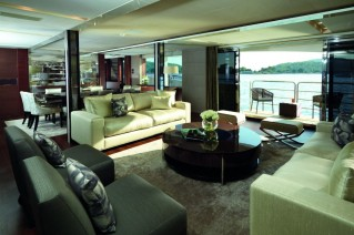 Yacht IMPERIAL PRINCESS - Main Salon..
