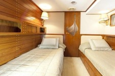 Yacht IMPETUOUS -  Twin Cabin 2