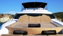Yacht IN ALL FAIRNESS -  Fordeck Sunpads