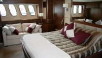 Yacht IN ALL FAIRNESS -  Master Cabin