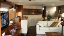 Yacht IN ALL FAIRNESS -  Salon and Dining
