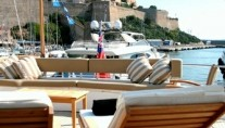 Yacht IN ALL FAIRNESS -  Sundeck Loungers