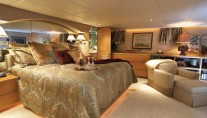 Yacht INDEPENDENCE 2 -  Master Cabin
