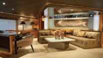 Yacht INDEPENDENCE 2 -  Salon 2