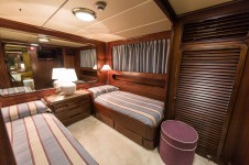 Yacht INDIA - Twin Cabin