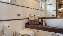 Yacht INDIAN - Ensuite