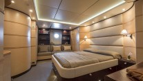 Yacht INDIAN - Master stateroom